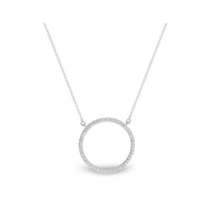 Georgini Virgo Rhodium Pendant Silver Ip709w_0