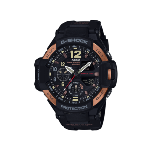 G-Shock Gravity Master Black & Brown Watch GA1100RG-1A_0