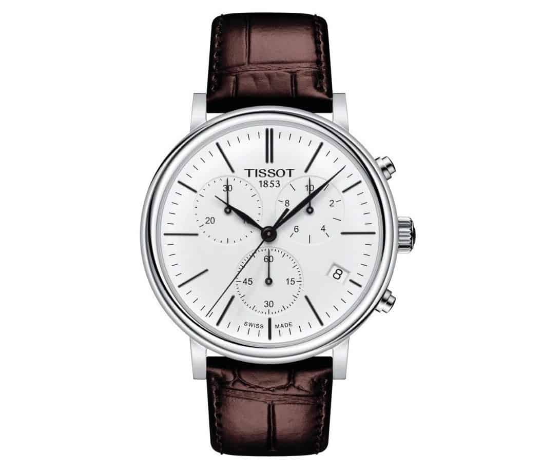Tissot Carson Gents Watch T1224171601100_0