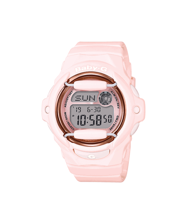 G Shock Ladies Watch Bg169g-4B_0