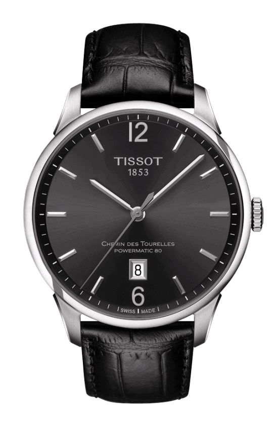 Tissot Chemin Des Tourelles Gents Watch T0994071644700_0