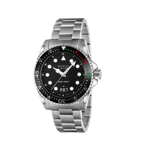 Gucci Dive Gents Watch YA136208_0
