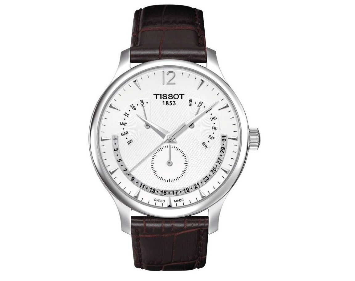 Tissot Tradition Gents Watch T0636371603700_0