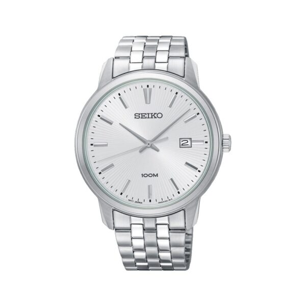 Seiko Men's Stainless Steel Gents Watch SUR257P_0