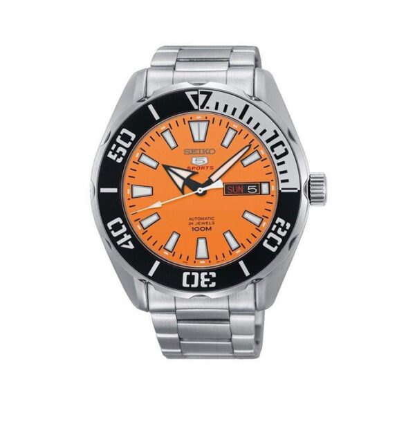 Seiko 5 Sports Gents Watch SRPC55K_0