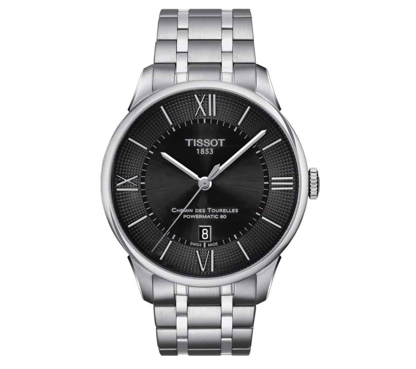 Tissot Chemin Des Tourelles Gents Watch T0994071105800_0