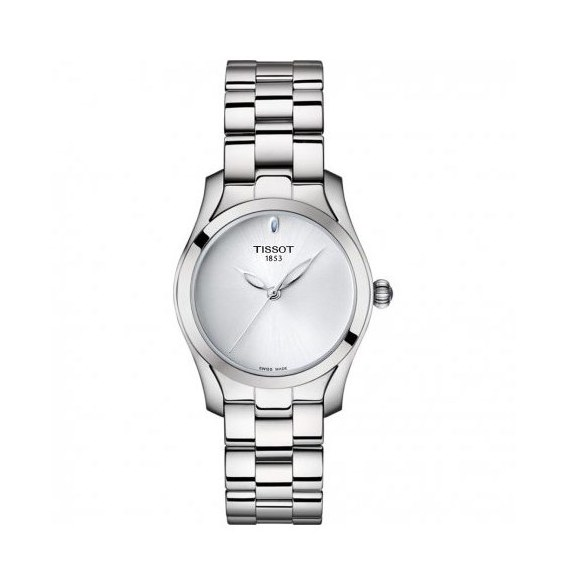 Tissot T-Wave Ladies Watch T1122101103100_0