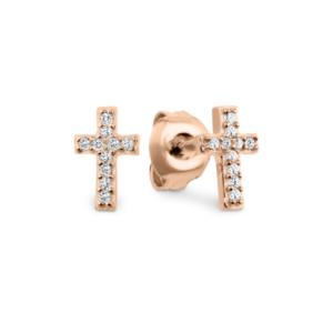 Georgini Baby Cross Earring Ie687rg_0