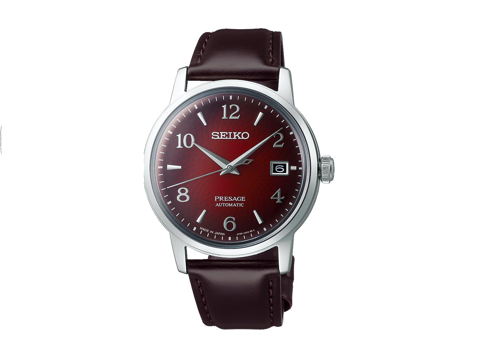 Seiko Presage Cocktail Time Automatic Watch SRPE41J_0