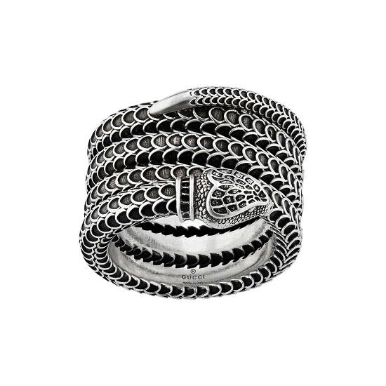 Gucci Garden Snake Ring YBC577292001_0