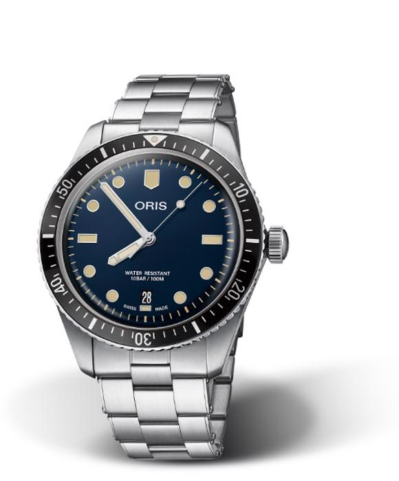 Oris Divers Sixty-Five Gents Watch 0173377074055-0782018_0