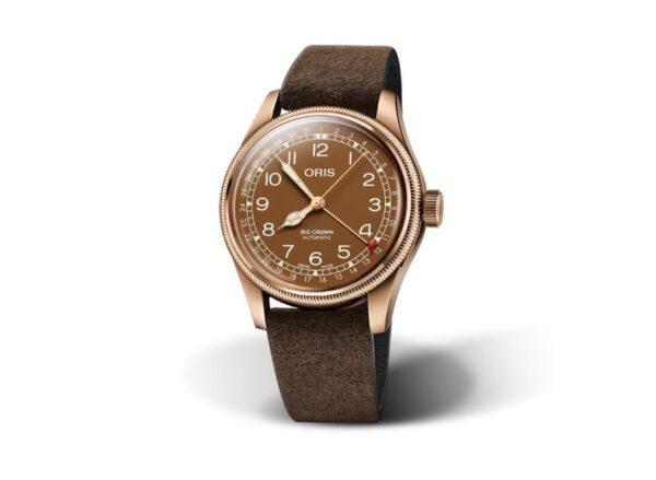 Oris Big Crown Bronze Pointer Date Unisex Watch 0175477413166_0