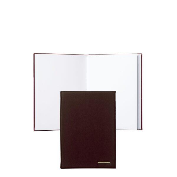 Hugo Boss Note Pad A6 - Essential Lady Burgundy_0