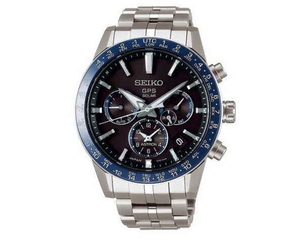Seiko Astron GPS Gents Watch SSH001J_0