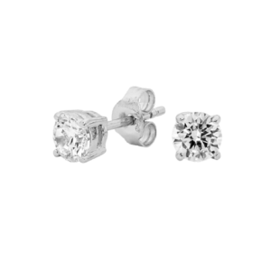 5mm clear round stud_0