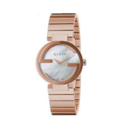 Gucci Interlocking Ladies Watch YA133515_0