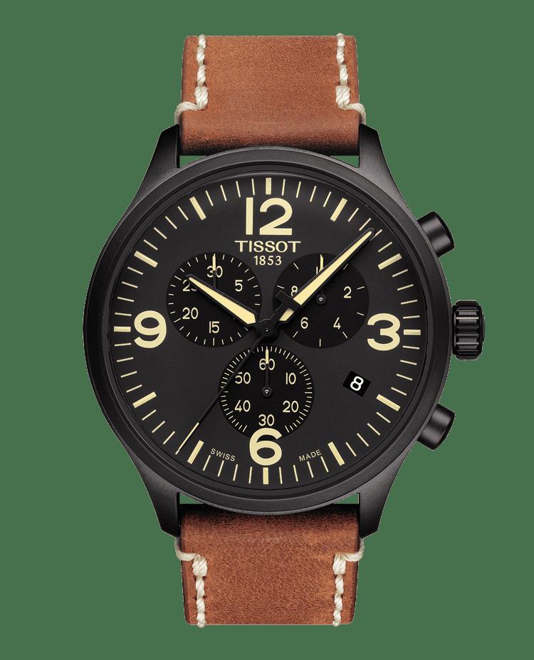 Tissot Chrono Gents Watch T1166173605700_0