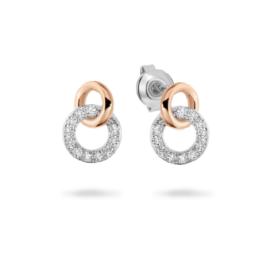 Bianca 2 Tone Earrings_0