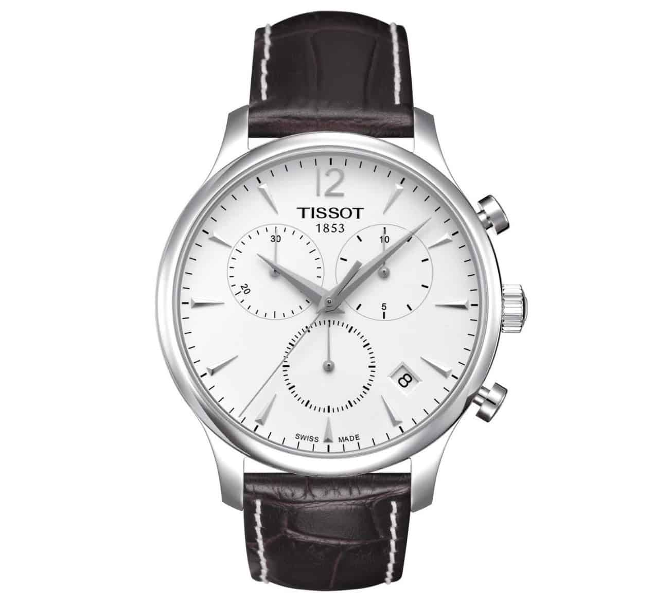 Tissot Tradition Gents Watch T0636171603700_0