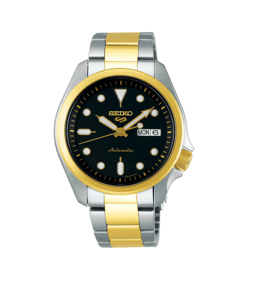 Seiko 5 Sports Gents Watch SRPE60K_0