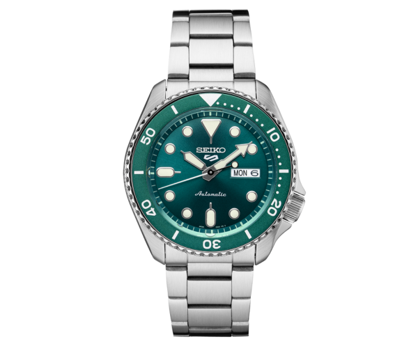 Seiko 5 Sports Gents Watch SRPD61K_0
