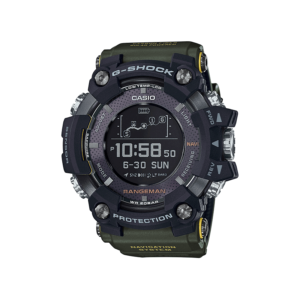 G Shock RANGEMAN GPRB1000-1B-Solar Assist GPS Navigation_0