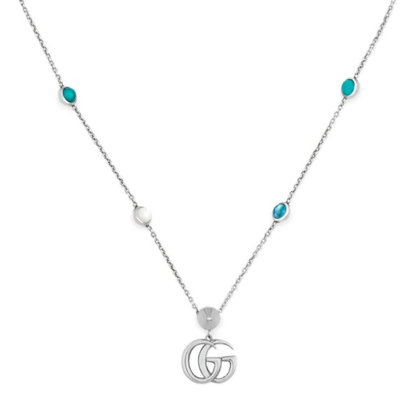 Gucci GG Marmont Necklace YBB52739900100U_0