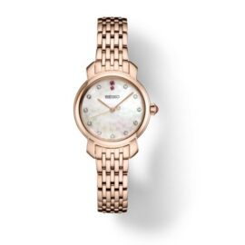 Seiko Essentials Collection Ladies Watch SUR624P_0