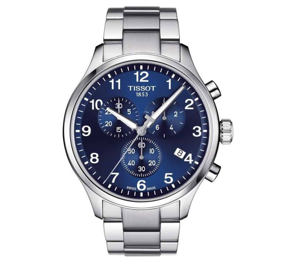 Tissot Chrono Xl Gents Watch T1166171104701_0
