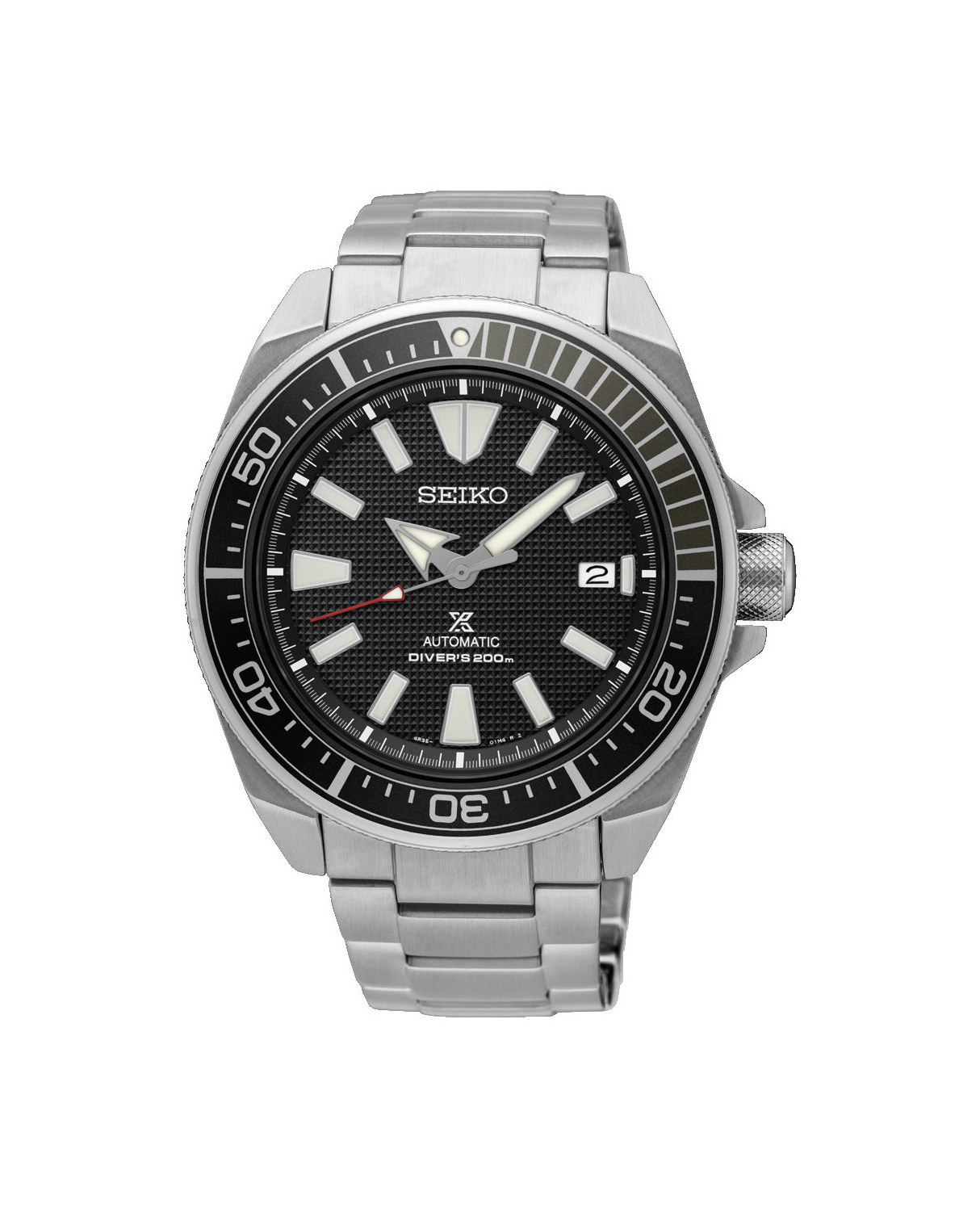 Seiko Prospex SRPB51K Samurai Automatic Divers Gents Watch_0