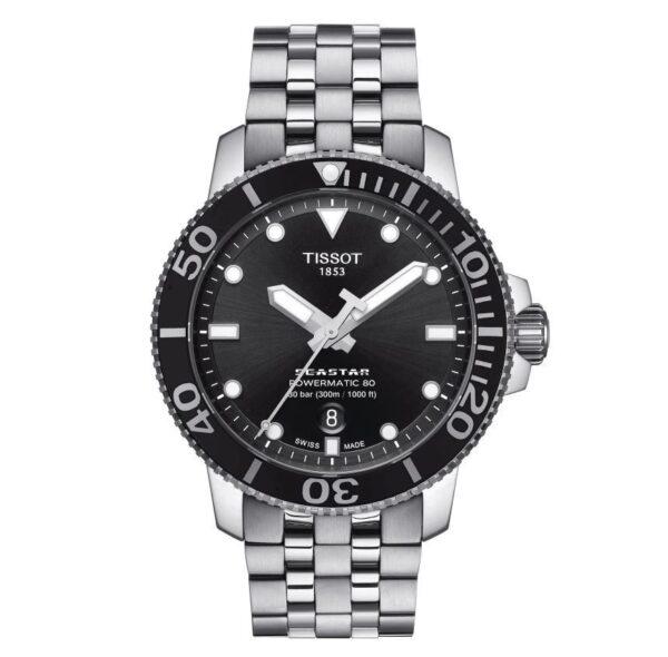 Tissot Seastar Gents Watch T1204071105100_0