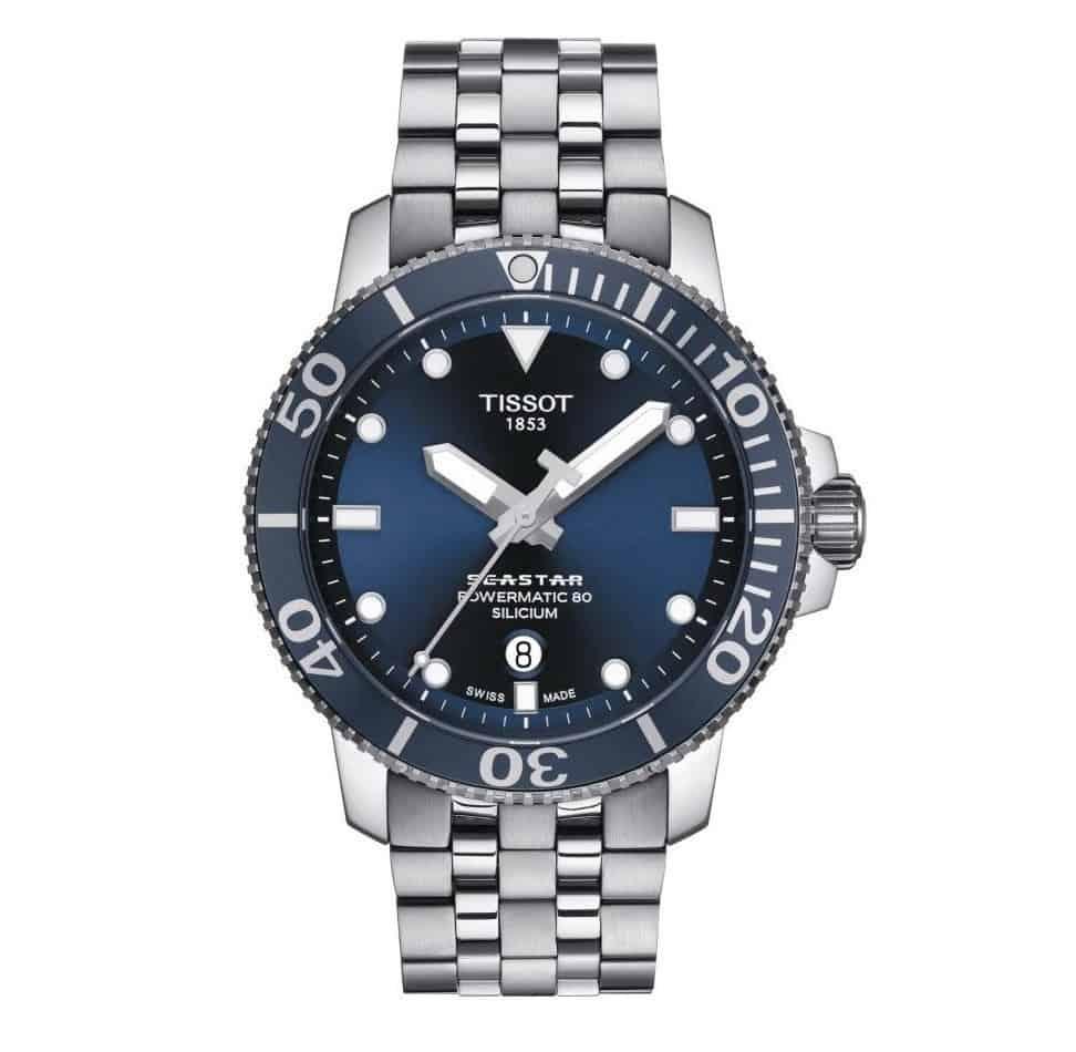 Tissot Seastar Gents Watch T1204071104101_0