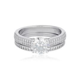 Georgini Princess 2 Ring Set IR456W-7_0