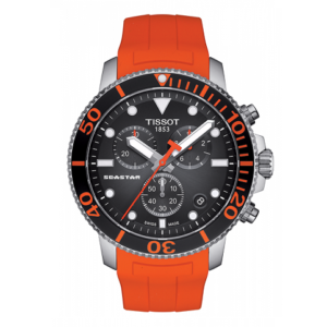Tissot Seastar Gents Watch T1204171705101_0