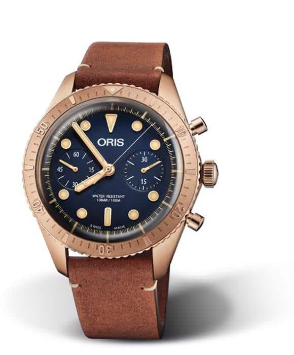 Oris Carl Brashear Limited Edition Gents Watch 0177177443185_0