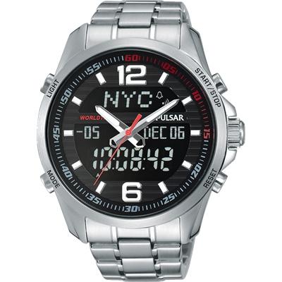 World Time Chronograph Duo PZ4001X_0