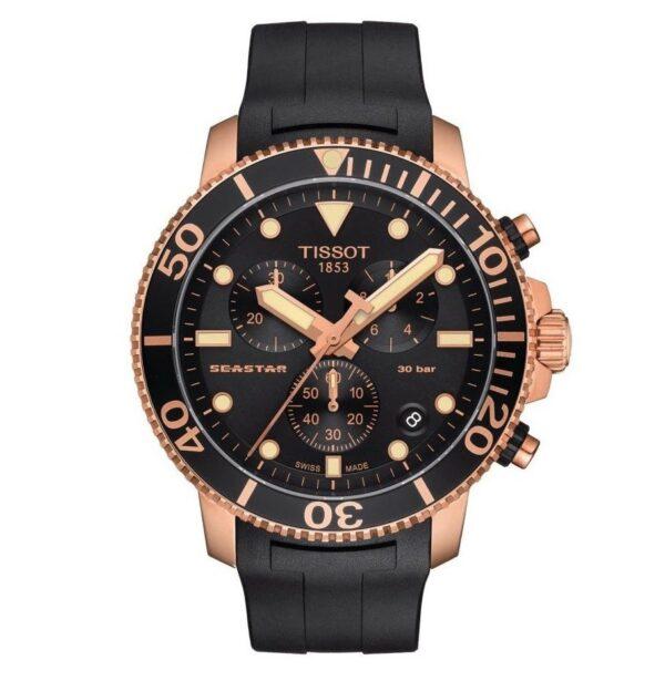 Tissot Seastar Gents Watch T1204173705100_0