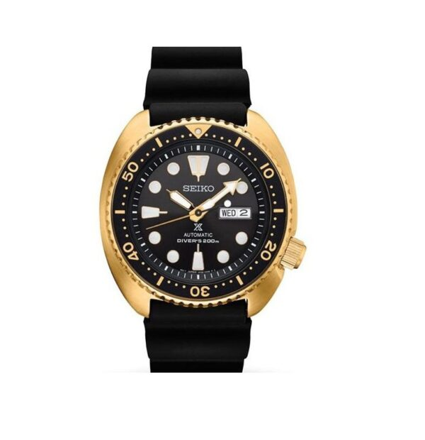 Seiko Prospex Gold Turtle Gents Watch Srpc44p_0