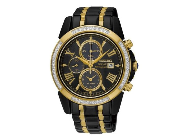 Seiko Le Grand Sport Gents Watch SSC514P_0