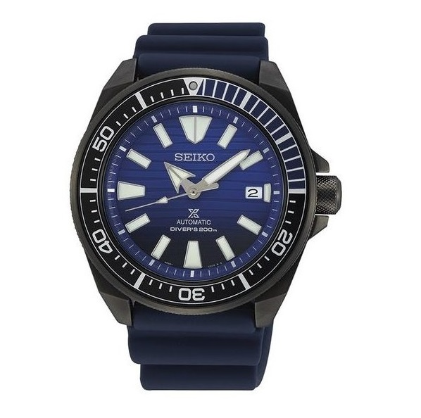 Seiko Prospex Save The Ocean Black Edition Gents Watch SRPD09K_0