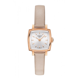 Tissot Lovely Square Ladies Watch T0581093603100_0