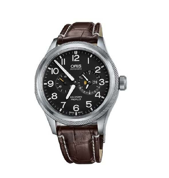 Oris Big Crown PP Worldtimer Gents Watch 0169077354164-0712272FC_0