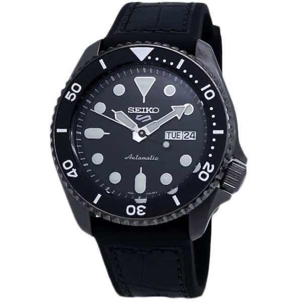Seiko 5 Sports Automatic Gents Watch SRPD65K-3_0