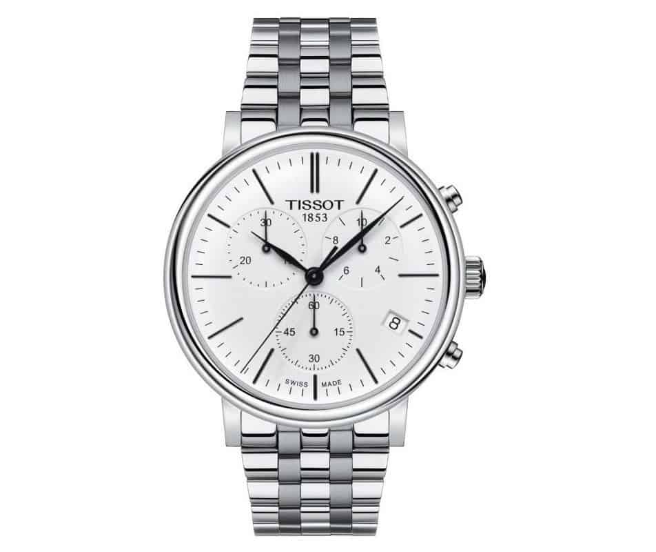 Tissot Carson Gents Watch T1224171101100_0
