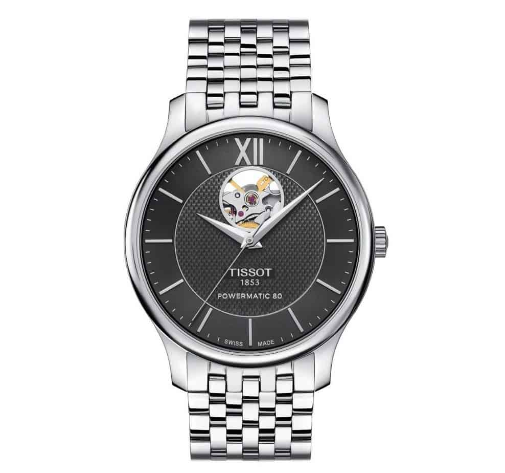Tissot Tradition Gents Watch T0639071105800_0