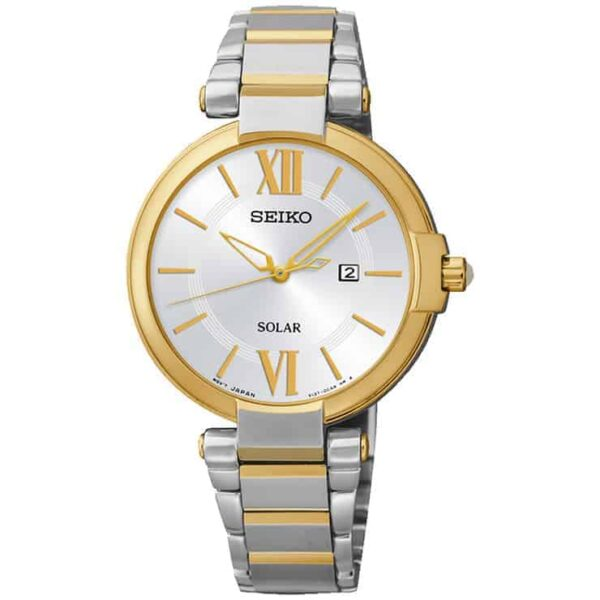 Seiko Solar Ladies Watch SUT154P_0
