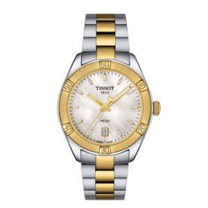 Tissot Pr100 Sport Chic Ladies Watch T1019102211100_0