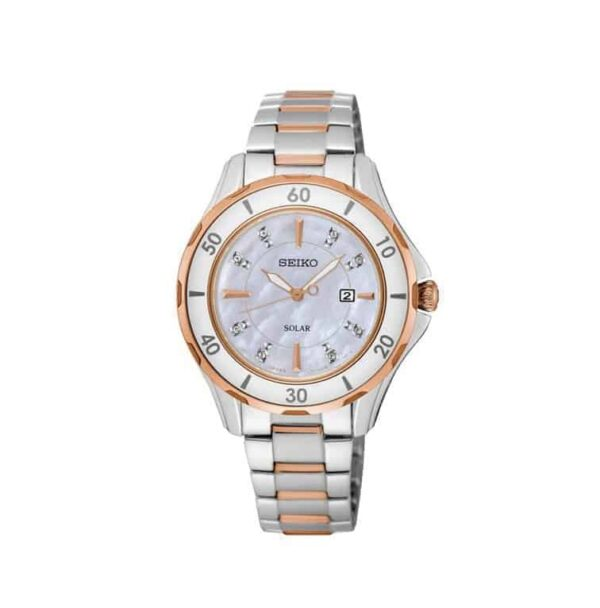 Seiko Solar Ladies Watch SUT340P-9_0