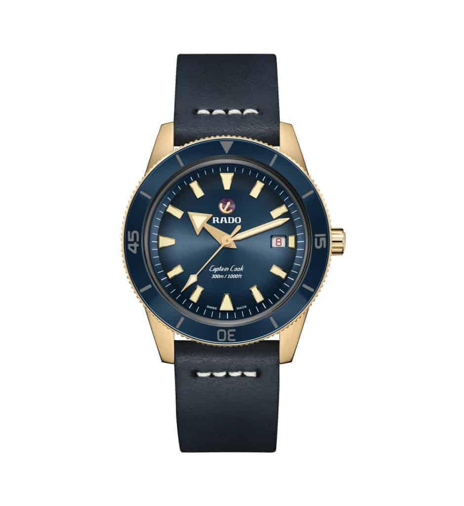 RADO RING XL WATCH CAPT COOK 42MM BRONZE R32504205_0