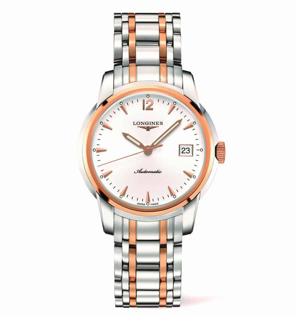 Longines Saint- Imier 18ct Gold/steel watch L27665727_0